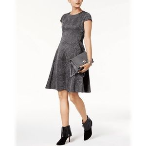 Alfani Metallic Sweaterdress